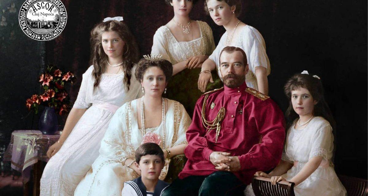 """Expoziția de fotografie documentară """"Ultimul Împărat – Cele mai frumoase amintiri ale Romanovilor"""", la Biserica studenţilor"""