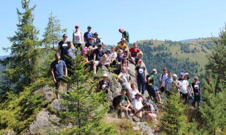 Tabără studențească de vară – Susenii Bârgăului 2019