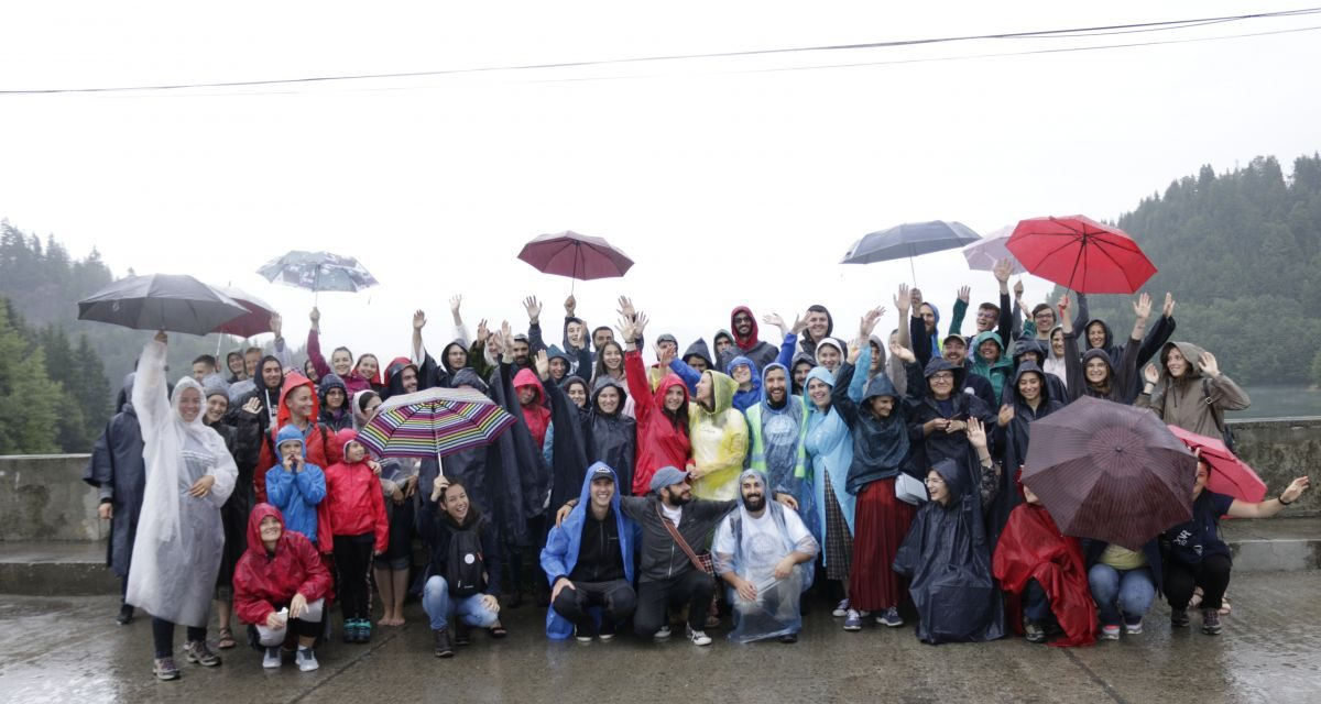Sfârşitul taberei de vară – Susenii Bârgăului 2019