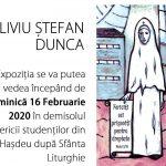 Expoziție inedită la Biserica din Hașdeu