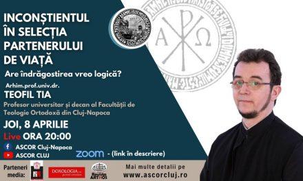 Părintele Efrem Vatopedinul în dialog cu copiii din Cluj