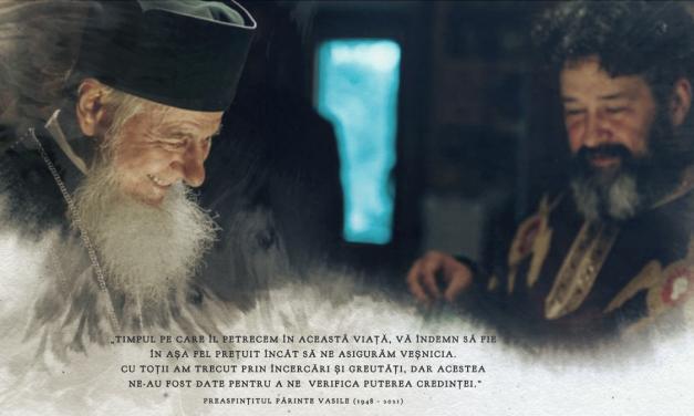 Mutarea la Cer a Preasfințitului Vasile Someșeanul